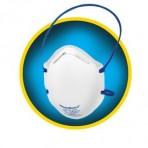 Respirador de Libre Mantenimiento M10 N95 sin Valvula
