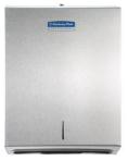 Dispensador metálico de Toalla Multifold o en Z KC